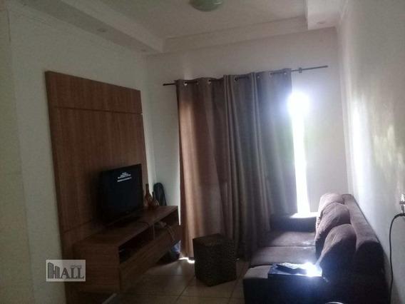 Apartamento Vila São Judas Tadeu, Com Elevador, - Rio Preto - V4676