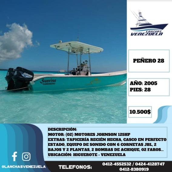 Peñero 28 Lv555