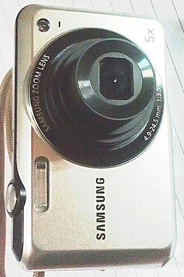 Camera Samsung Es68 12.2mega Smart. Capa Protetora Gratis