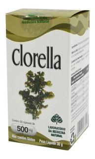 Clorella 50 Cápsulas 500mg - Medinal