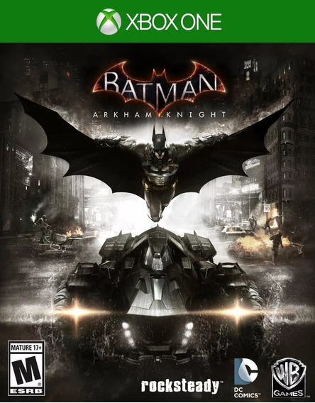 Batman Arkham Knight - Xbox One - Mídia Digital - Imediato