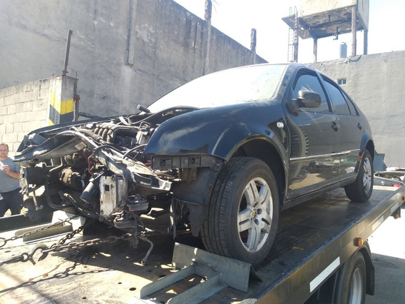 Volkswagen Bora 2008 2.0 Baja Definitiva