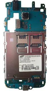 Placa Principal Samsung Sm-j105b/ds J1 Mini 100% Testada
