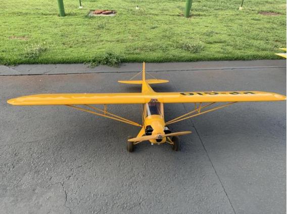 Piper Cub Hangar -9