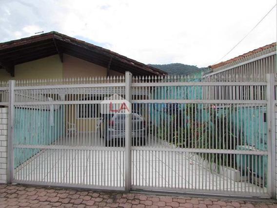 Ref 13071 - Casa 2 Dorm - 4 Vagas - Ac. Financiamento Bancario - V13071