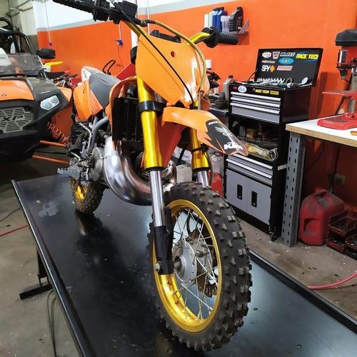 Minicross Tibo Zio 50cc