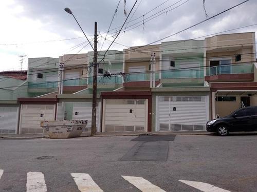 Sobrado Residencial À Venda, Jardim Piqueroby, São Paulo. - So3958