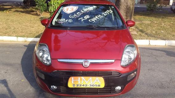 Fiat Punto 1.4 Attractive 8v Flex 4p 2013
