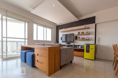 Apartamento À Venda - Chácara Inglesa, 2 Quartos,  85 - S893042582