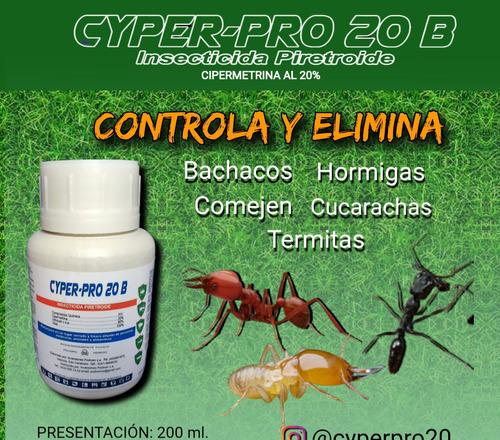 Control De Chiripas Cucarachas Comejen