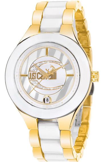 Relógio Feminino Just Cavalli Original Com Garantia E Nfe