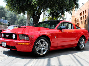 Ford //mustang Gt 45th Aniv V8// 2009 Seminuevo!! Glass Roof