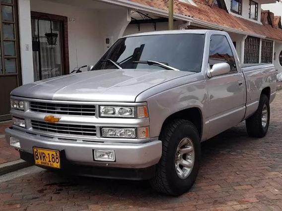 Chevrolet Cheyenne 1500 4000 Cc Motor Vortec 1998