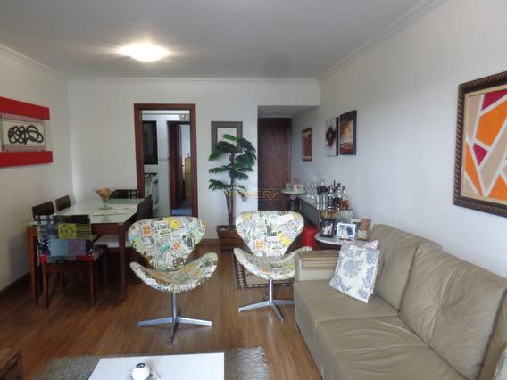 Apartamento Padrão Em Curitiba - Pr - Ap0447_impr