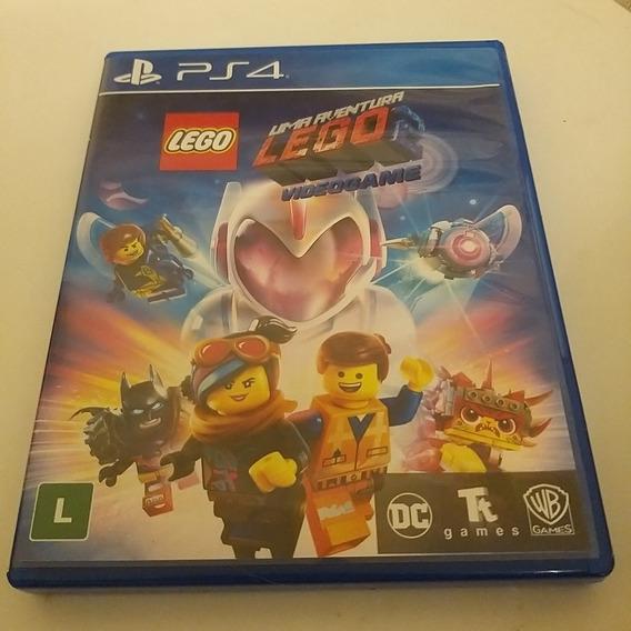 Jogo Uma Aventura Lego 2 - Ps4 Midia Física