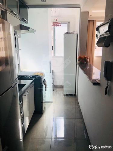 Apartamento Em Parque São Vicente - Mauá - Sp - Av05/75