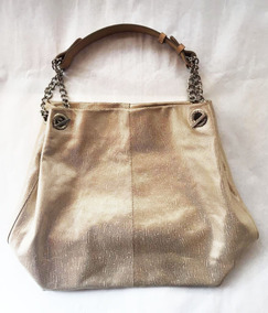 32678d729 Cartera Prune Dorada Original Casi Nueva (1 Uso) Impecable !