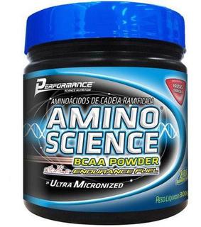 Bcaa 2:1:1 Powder Amino Science 300g - Performance Nutrition