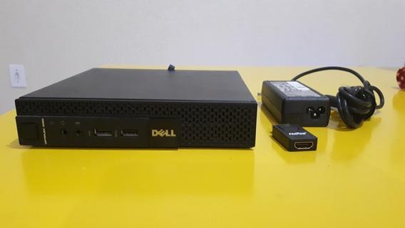 Desktop Dell Optiplex 3020m Core I3 6gb Ram