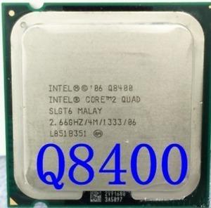 Procesador Intel Core 2 Quad 8400 De 2.66 Ghz (4 Nucleos)