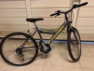 Bicicleta Mountain Rodado 20 Con Cambios