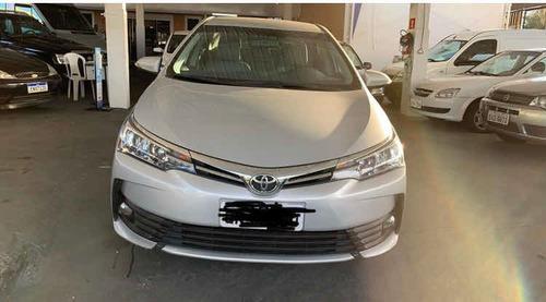 Toyota Corolla 2018 1.8 16v Gli Upper Flex Multi-drive 4p
