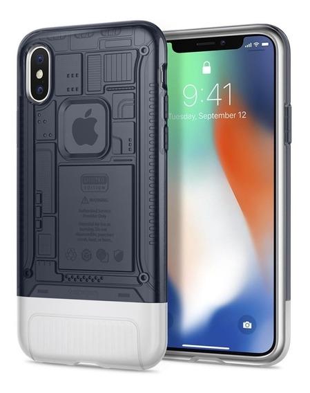 Capa Case Spigen iPhone X Xs Edição G3 Classic C1 Original