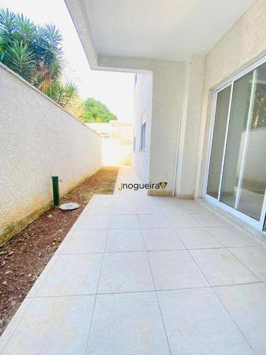 Imagem 1 de 12 de Apartamento Com 3 Dormitórios À Venda, 117 M² Por R$ 630.000,00 - Jardim Marajoara - São Paulo/sp - Ap15561