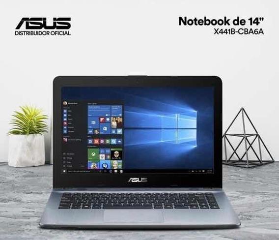 Notebook Asus A6 Dual Core 4gb 500gb *promoção* Frete Gratis