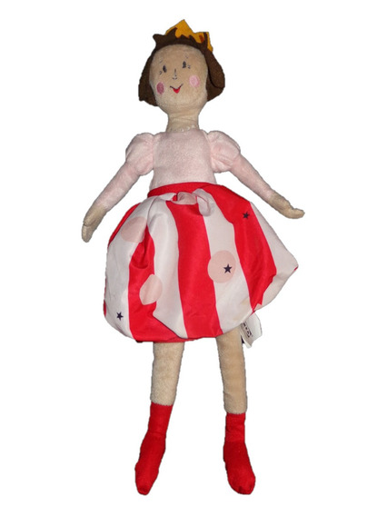 Ikea Nojsig Soft Toy Princess The Princess And The Happiness