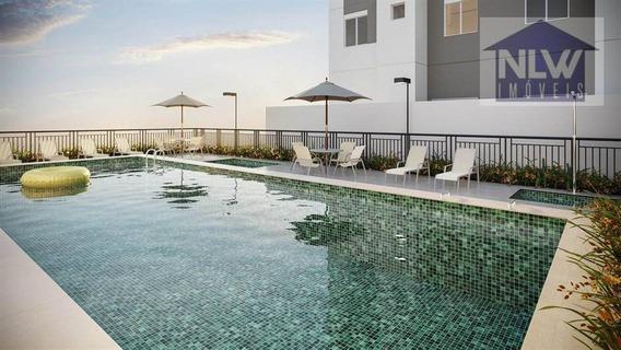 Apartamento Com 2 Dormitórios À Venda, 43 M² Por R$ 218.900 - Jardim Monte Alegre - Taboão Da Serra/sp - Ap1914