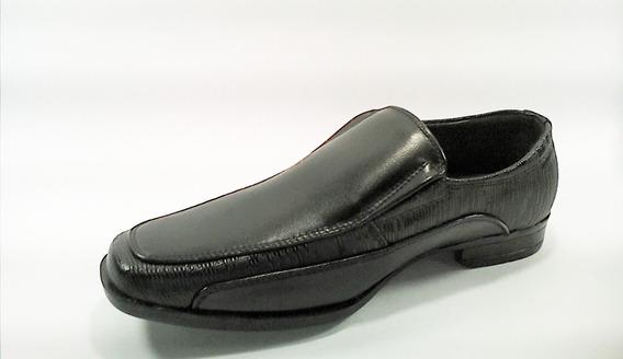 Sapato Social Infantil Juvenil Masculino Sem Cadarço