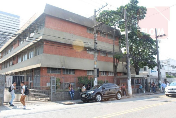 Prédio, 2737 M² - Venda Por R$ 24.000.000,00 Ou Aluguel Por R$ 90.000,00/mês - Barra Funda - São Paulo/sp - Pr0267