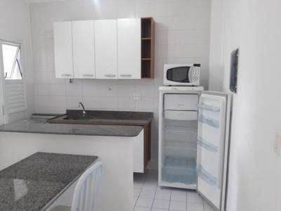 Apartamento Para Venda Em São José Dos Campos, Vila Adyana, 1 Dormitório, 1 Suíte, 1 Vaga - 15294