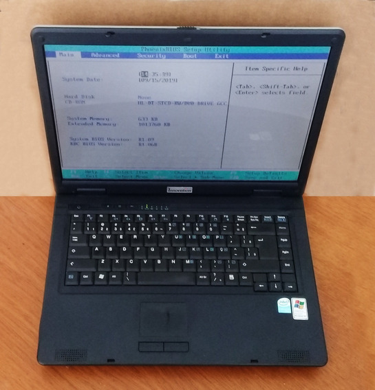 Notebook Microboard Innovation - Defeito - Leia A Descrição