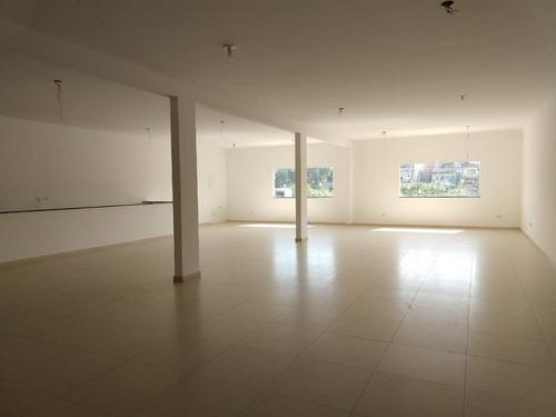 Salão Para Alugar, 270 M² Por R$ 4.900,00/mês - Itaquera - São Paulo/sp - Sl0056