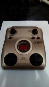 G1 Next Zoom Pedaleira Guitarra+ Fonte/manual(usada)cod 072