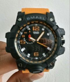 Relógio Smael Esporte Para Homens 1545 Montre Prava D