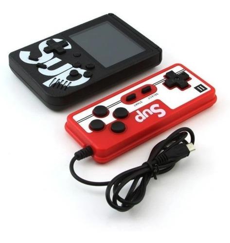 Imagen 1 de 10 de Mini Consola Retro Portatil Tipo Game Boy 400 Game + Control