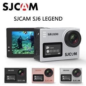 Câmera Sjcam Sj6 Legend Wifi Actioncam 2.0