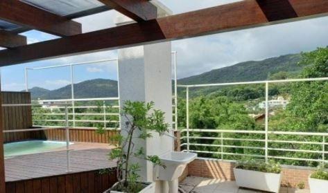 Imagem 1 de 18 de Cobertura Com 4 Dormitórios E Vista Para A Lagoa - Co0674