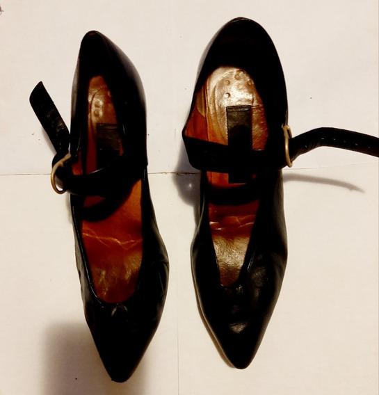 Zapatos Poco Uso Varios Modelos #5 Mex, #8 Usa, #38 Eur