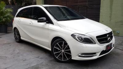 Mercedes Benz Classe B 200 Cgi 1.6 Turbo Blindada