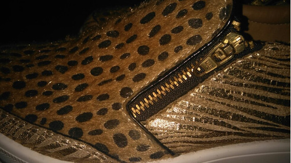 Zapatillas Panchas Animal Print