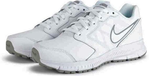 Tênis Infantil Nike Downshifter 6 Branco Original