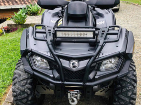 Can Am Outlander 800 Max Limited