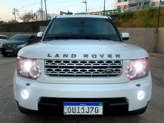 Land Rover Discovery 4 Se 3.0 Turbo Diesel 4x4 Blindada 3a