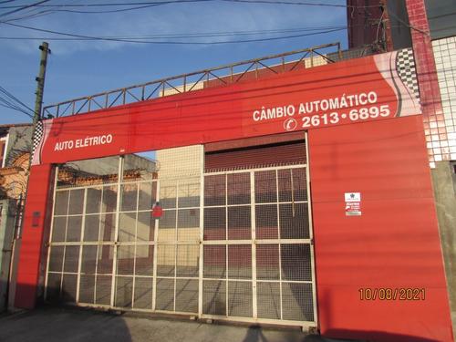 Imagem 1 de 13 de Galpão Para Alugar No Centro Da Penha - 2691 - 32495291