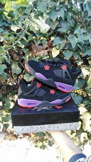 Air Jordan Retro 4 Raptors