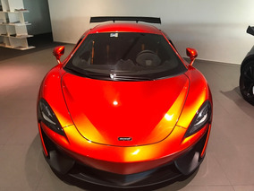 Mclaren 540c Volcano Orange - 2017